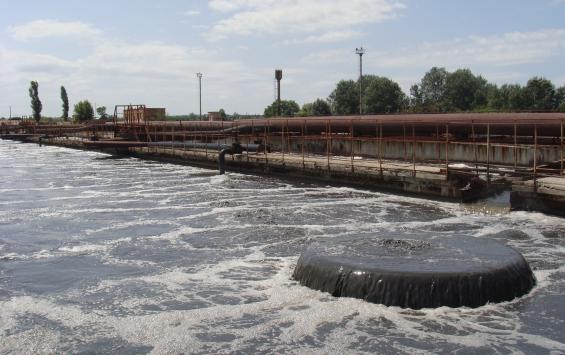 Реконструкция очистных сооружений Курска займет еще как минимум год