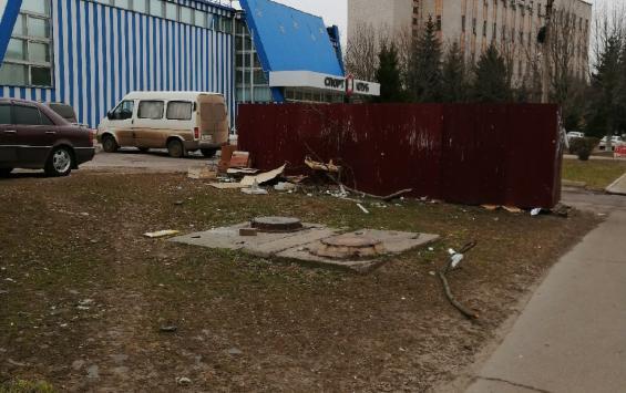 В Железногорске выберут дизайн-проект благоустройства города