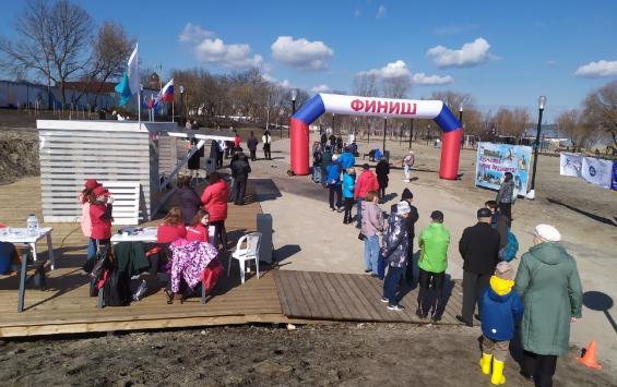 Этап Кубка России по триатлону пройдет под Курчатовом