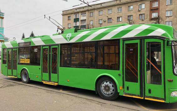 Курское депо пополнится на 20 московских троллейбусов