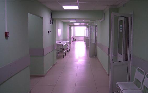 Курская областная больница закрыла ковидное отделение