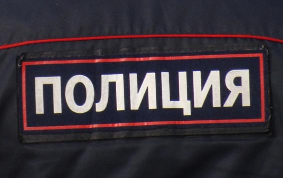 В Курске задержали похитителя котлов