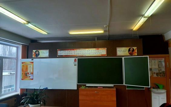 В Обоянском районе Курской области к началу учебного года планируют открыть школу