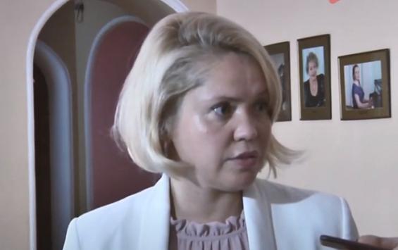 Екатерина Харченко лишилась степени доктора экономических наук