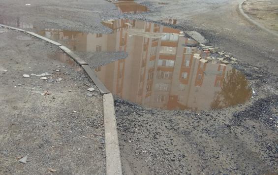 На сколько лет может затянуться ремонт асфальта в Курске
