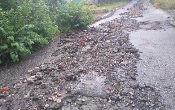 Ремонт дороги на Чумаковской снова перенесен