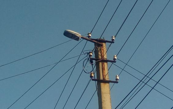 В Курском районе погиб электрик