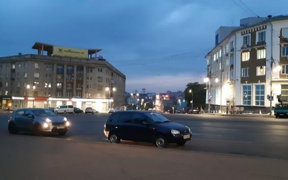 В Курске 45 водителей лишились прав за пьяную езду