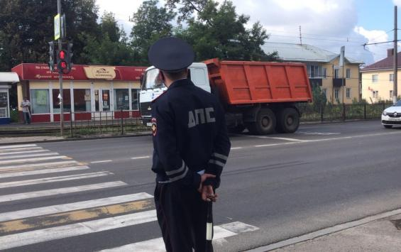 На дорогах Курска стало на 21 пьяного водителя меньше