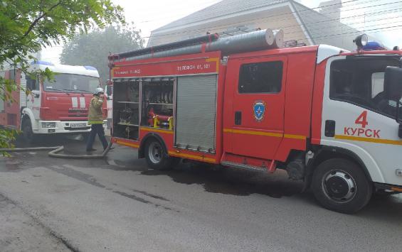 В Солнцевском районе на пожаре погиб мужчина