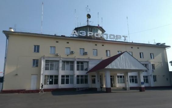 Фасад аэропорта будет отремонтирован в 2022 году