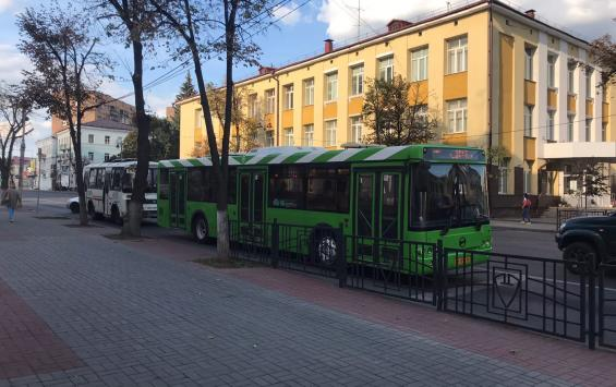 В Курске обозначили проблемы общественного транспорта