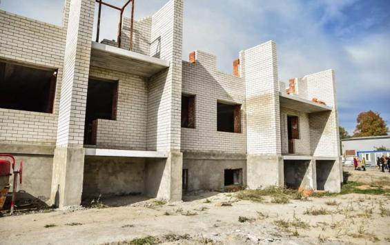 Дом на Фестивальной планируют сдать в 2022 году