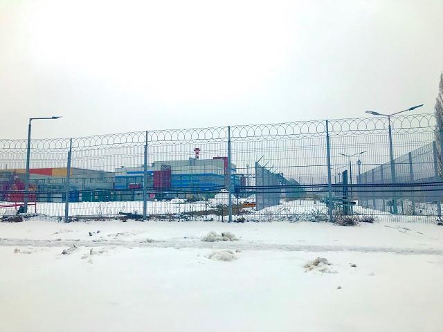 Строящийся комплекс переработки радиоактивных отходов (КП РАО),ввод в эксплуатацию 2021 год