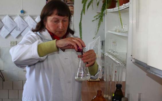 Качество питьевой воды в Солнцевском районе не соответствует нормам