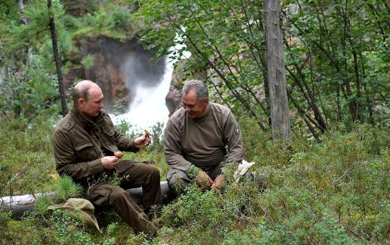 Путин отправил в Сибирь военных | KurskTV.Ru